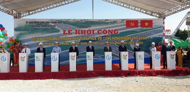 Hơn 3.500 tỷ đồng xây dựng tuyến đường dài 34,7 km