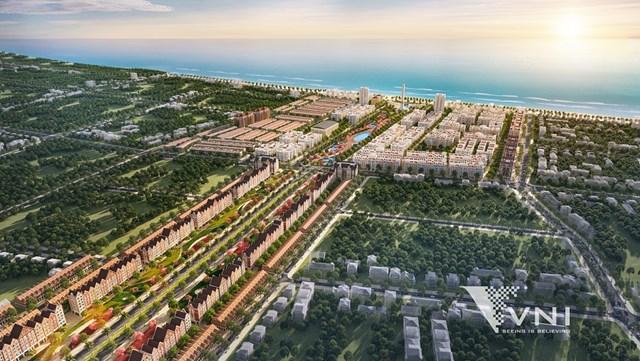 Sun Group khởi công dự án tại Sầm Sơn trị giá hơn 1 tỷ USD - Ảnh 1