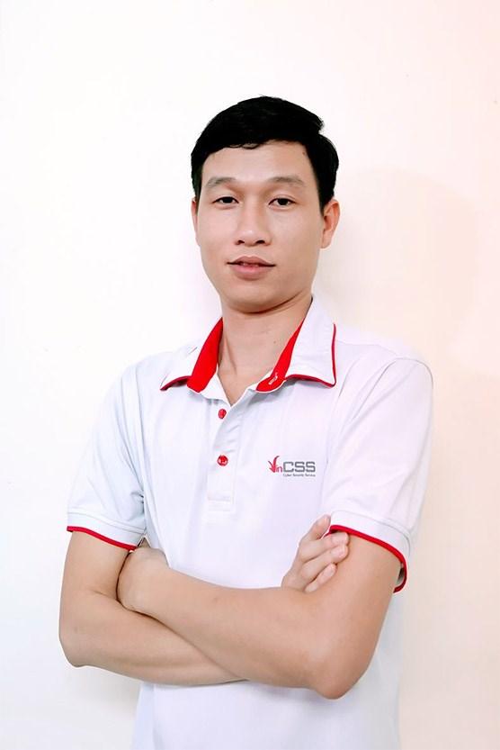 Chuyên gia Trần Văn Khang – Trưởng nhóm Phân tích mã độc của VinCSS, Tập đoàn Vingroup.
