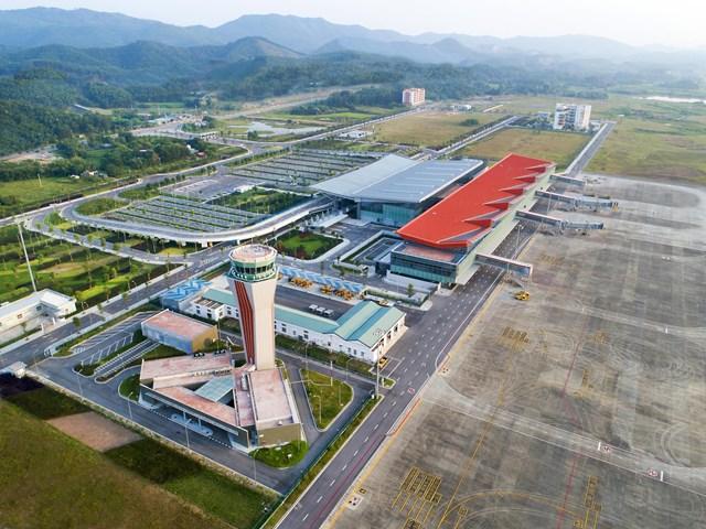 Đường bay Vân Đồn - TP.HCM được khai thác hàng ngày