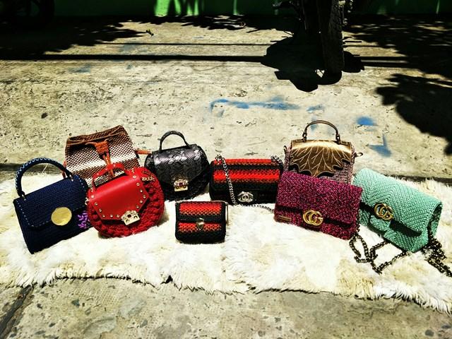 Các sản phẩm túi xách phù hợp với thị hiếu khách hàng
