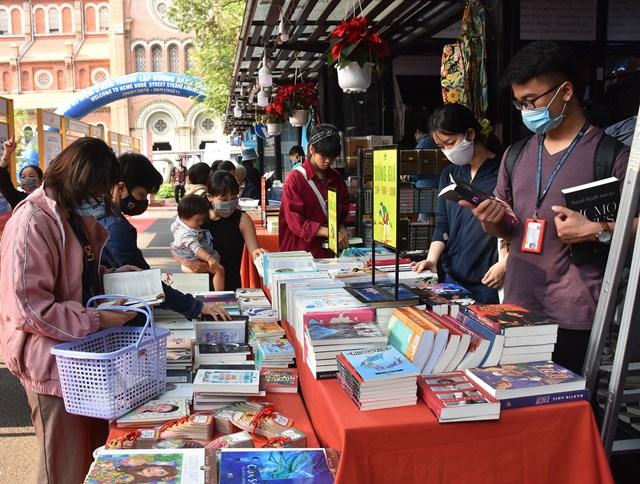 Lễ hội Đường Sách Tết Tân Sửu – Năm 2021 sẽ có nhiều nội dung để người dân đến thăm quan, lựa chọn.
