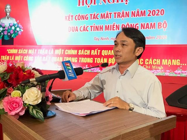 Ông Nguyễn Văn Trí.