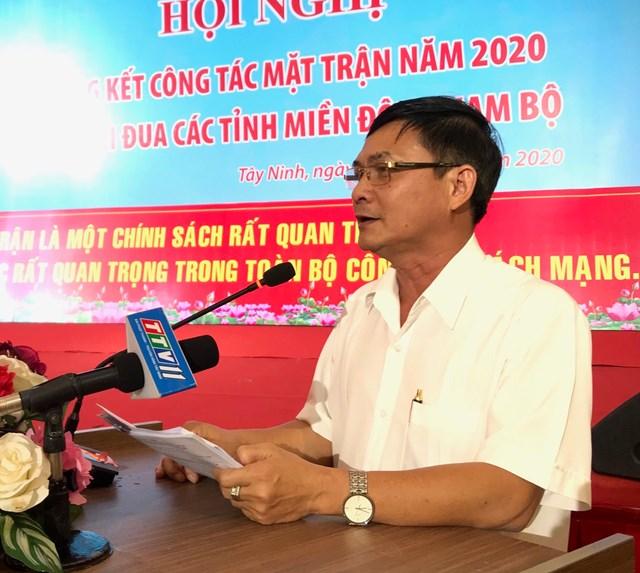 Ông Nguyễn Xuân Lộc.