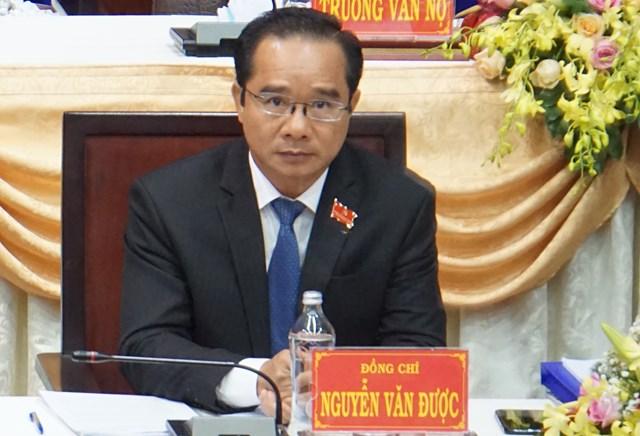 Ông Nguyễn Văn Được giữ chức Bí thư Tỉnh ủy Long An