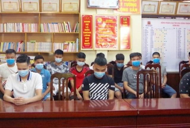Đường dây 'cá độ' bóng đá 200 tỷ tại Hà Giang bị đánh sập