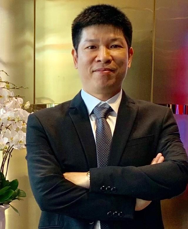 Ông Nguyễn Việt Duy, Giám đốc Kinh doanh MIKHome thuộc Tập đoàn MIKGroup.