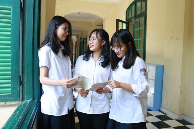 Hiện Sở GDĐT Hà Nội đã xây dựng một số kịch bản cho học sinh đi học trở lại, trình UBND thành phố quyết định.
