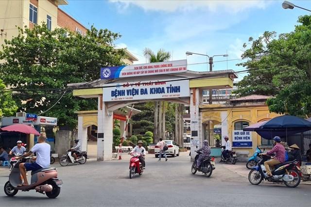Hiện bệnh nhân đang được cách ly, điều trị tại Bệnh viện đa khoa tỉnh Thái Bình.