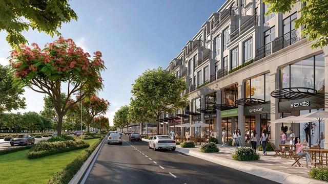 Hinode Royal Park là khu đô thị mở kết hợp an cư và kinh doanh hiện đại, đẳng cấp.