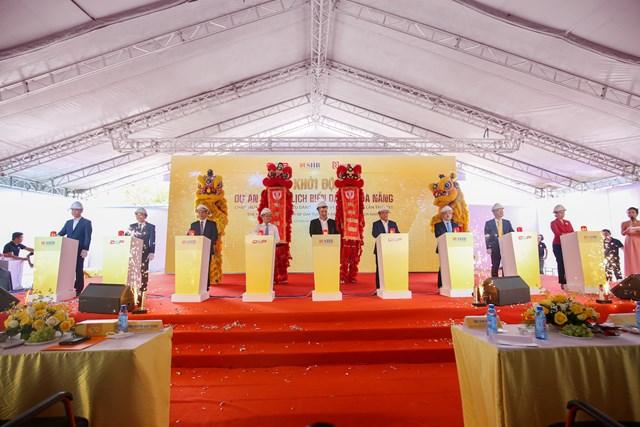 Khởi động dự án Khu du lịch biển DAP 5.000 tỷ đồng tại Đà Nẵng