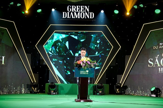 Handico6 Hạ Long mở bán 'Kiệt tác công nghệ xanh' Green Diamond