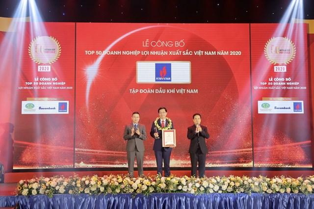 Petrovietnam: Vượt 'khủng hoảng kép', duy trì vị trí dẫn đầu các doanh nghiệp lợi nhuận tốt nhất Việt Nam
