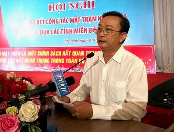 Ông Lê Hồng Ngọc.