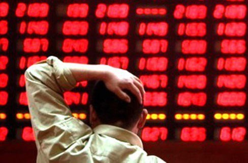 Nhiều nhà đầu tư hoảng loạn bán thảo. Ảnh minh hoạ.