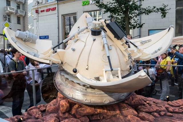Những tàu đổ bộ hạ cánh thành công trên Sao Hỏa - Ảnh 2