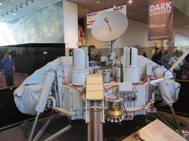 Những tàu đổ bộ hạ cánh thành công trên Sao Hỏa - Ảnh 3