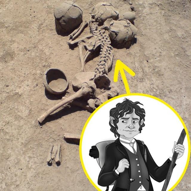 Những khảo cổ tuyệt vời được phát hiện một cách hoàn toàn tình cờ - Ảnh 4