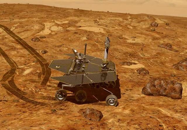 Những tàu đổ bộ hạ cánh thành công trên Sao Hỏa - Ảnh 8