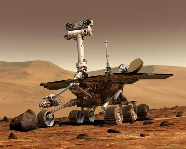 Những tàu đổ bộ hạ cánh thành công trên Sao Hỏa - Ảnh 7