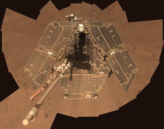 Những tàu đổ bộ hạ cánh thành công trên Sao Hỏa - Ảnh 9