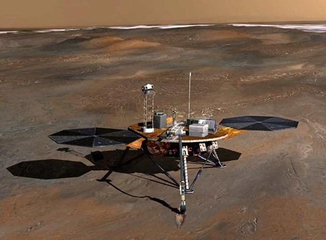 Những tàu đổ bộ hạ cánh thành công trên Sao Hỏa - Ảnh 11