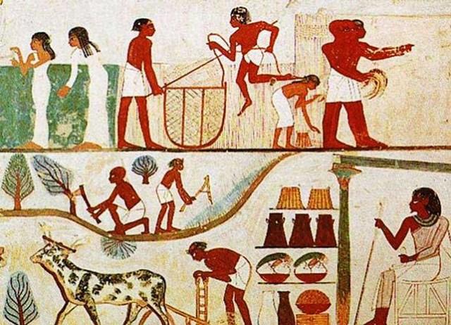 Ai Cập: Những cách sống khó tin thời cổ đại - Ảnh 3