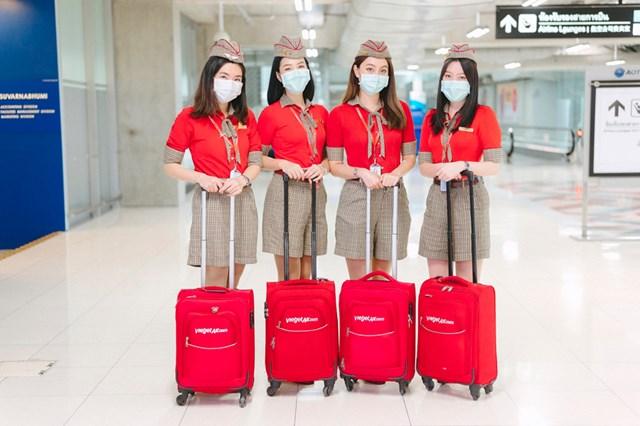 Từ ngày 8/1, Vietjet Thái Lan bay thương mại từ TP HCM đến Băng Cốc - Ảnh 2