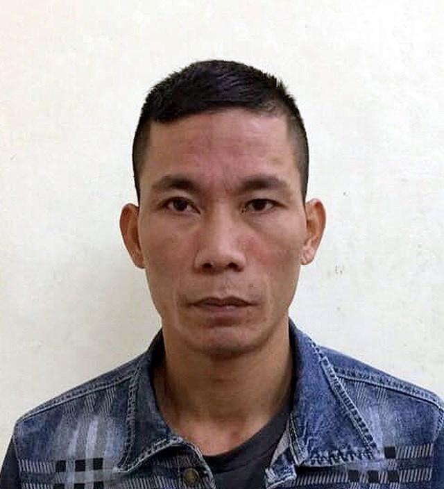 Đối tượng Lê Quang Hùng.
