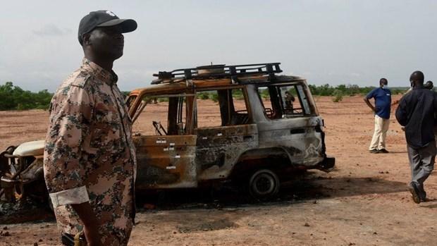 Một vụ tấn công ở Niger. Nguồn: Getty Images.