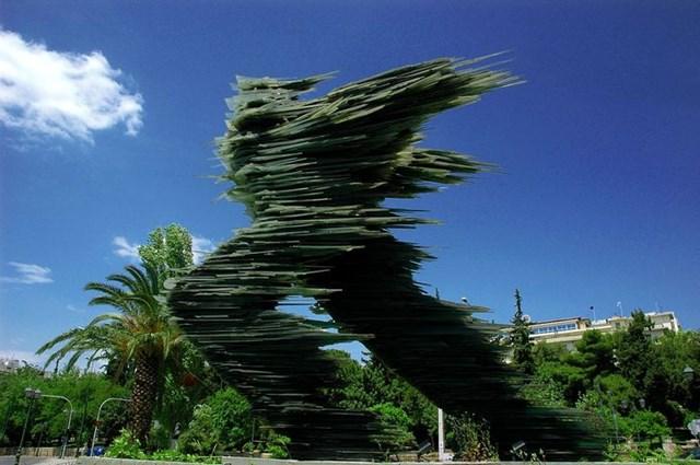 Những tác phẩm điêu khắc 'khó tin là thực sự tồn tại' - Ảnh 10