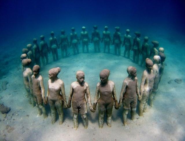 Những tác phẩm điêu khắc 'khó tin là thực sự tồn tại' - Ảnh 11