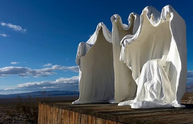 Những tác phẩm điêu khắc 'khó tin là thực sự tồn tại' - Ảnh 3