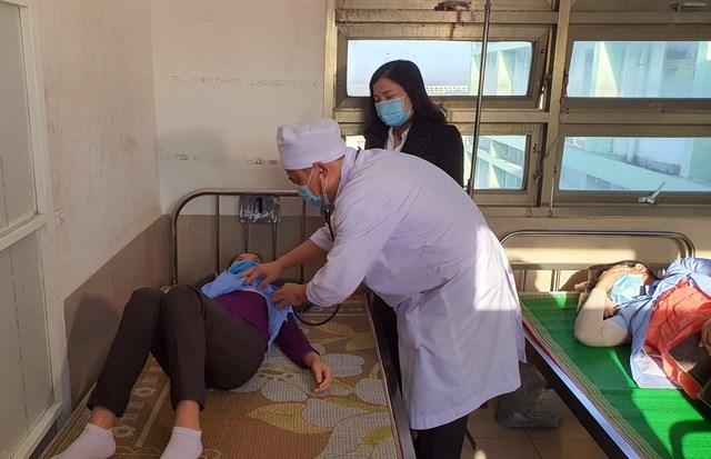 Hiện tất cả 82 người đã nhập viện điều trị, sức khỏe chuyển biến tốt.