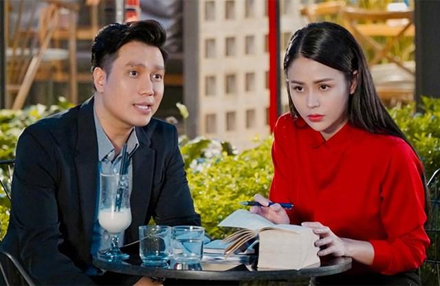 Việt Anh đau đầu vì tạo hình đồng bóng trong 'Hướng dương ngược nắng' - Ảnh 10