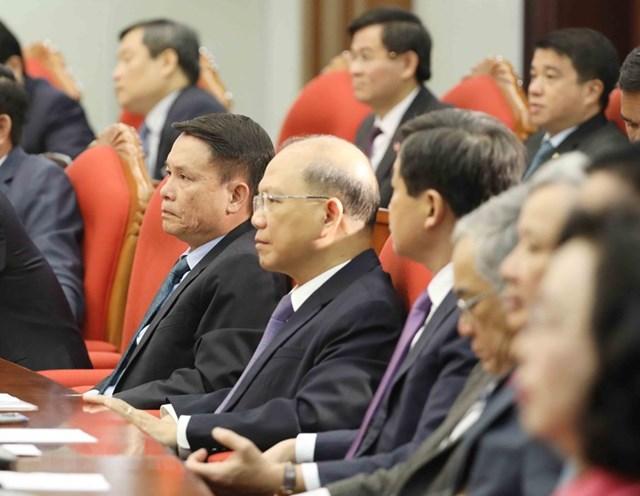 Hình ảnh khai mạc Hội nghị lần thứ 15 Ban Chấp hành Trung ương Đảng - Ảnh 3