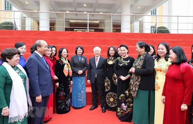 Hình ảnh khai mạc Hội nghị lần thứ 15 Ban Chấp hành Trung ương Đảng - Ảnh 2