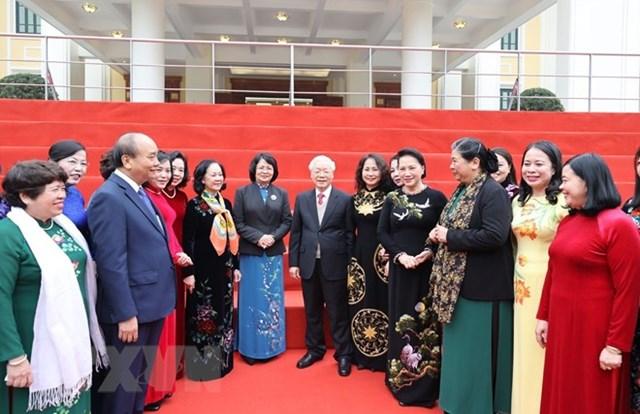 Khai mạc trọng thể Hội nghị lần thứ 15 Ban Chấp hành Trung ương Đảng - Ảnh 2