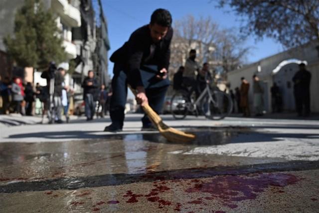 2 nữ thẩm phán của Tòa án Tối cao Afghanistan bị ám sát - Ảnh 1