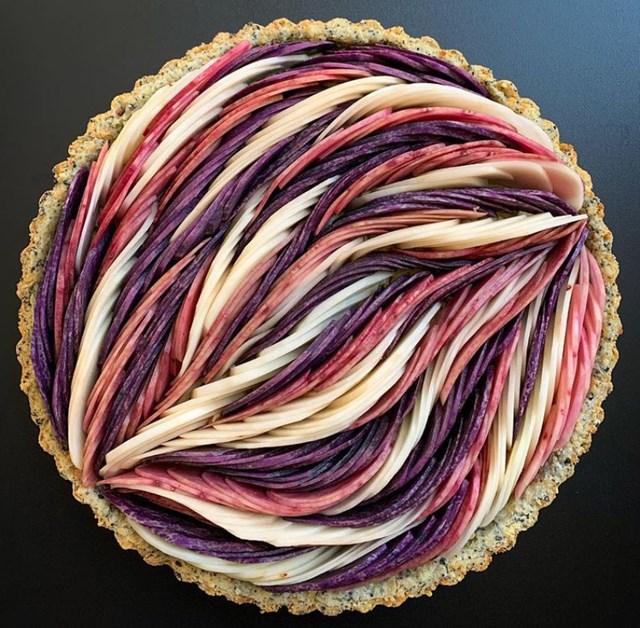 Những 'kiệt tác bánh' khiến bạn không nỡ ăn - Ảnh 10