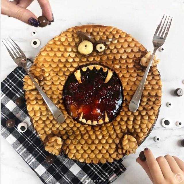 Những 'kiệt tác bánh' khiến bạn không nỡ ăn - Ảnh 14
