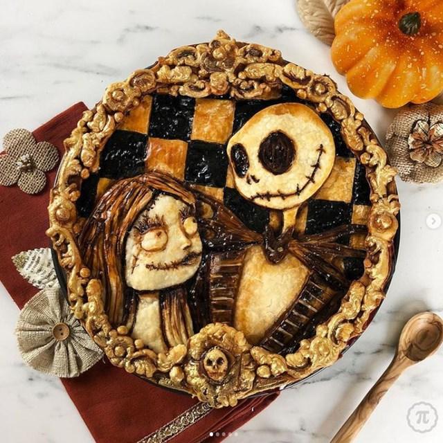 Những 'kiệt tác bánh' khiến bạn không nỡ ăn - Ảnh 15