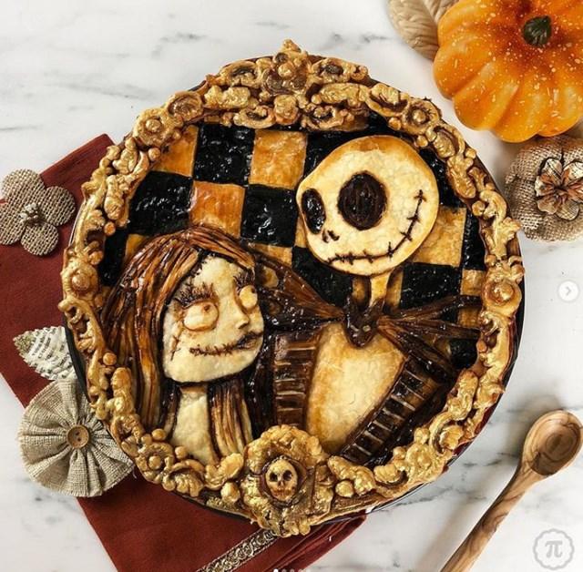 Những 'kiệt tác bánh' khiến bạn không nỡ ăn - Ảnh 16