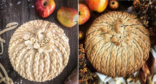 Những 'kiệt tác bánh' khiến bạn không nỡ ăn - Ảnh 3