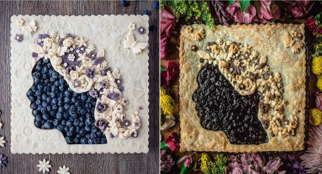 Những 'kiệt tác bánh' khiến bạn không nỡ ăn - Ảnh 5