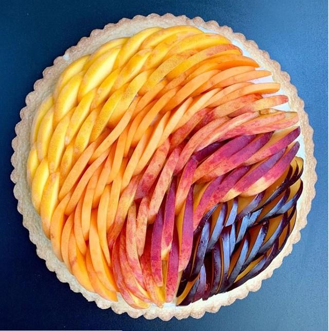 Những 'kiệt tác bánh' khiến bạn không nỡ ăn - Ảnh 6