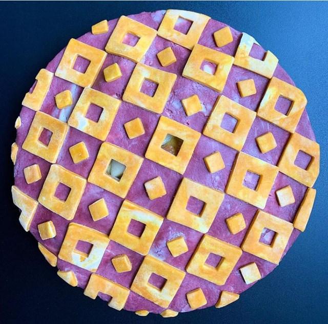 Những 'kiệt tác bánh' khiến bạn không nỡ ăn - Ảnh 8