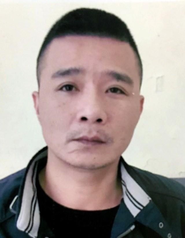 Đối tượng Trịnh Cao Hoàng.