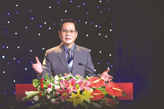 PGS.TS Nguyễn Đình Thi.