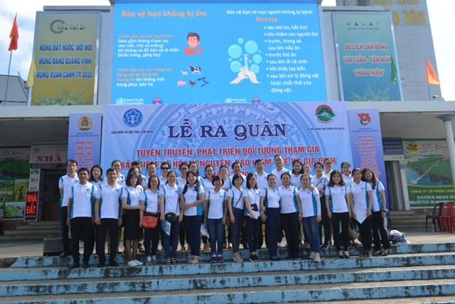 Bảo hiểm xã hội Lâm Đồng luôn là chỗ dựa cho mọi tầng lớp nhân dân - Ảnh 3